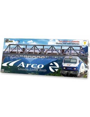 TRAIN ARCO ΜΕ ΦΩΤΑ 175x100cm