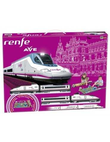 TRAIN RENFE AVE 230x100cm