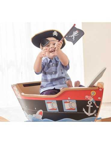 PIRATE ROCKING SHIP