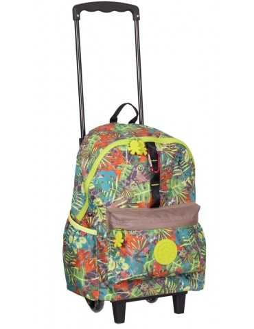 TROLLEY BACKPACK SAFARI