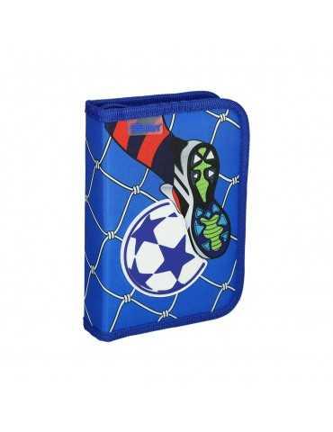 PENCIL CASE 3D  FOOTBALL 28PCS