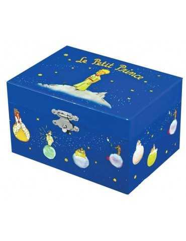 MUSIC BOX PETIT PRINCE BLUE