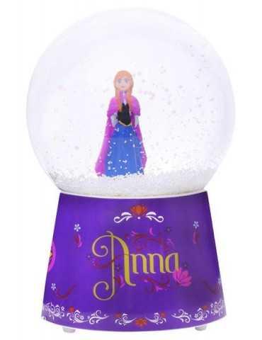 SNOWGLOBE FROZEN ANNA MUSIC