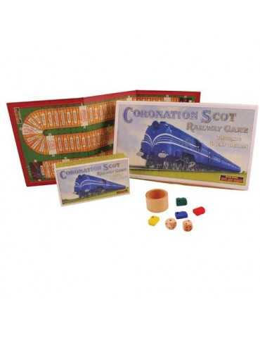 CORONATION SCOT RAILWAY GAME