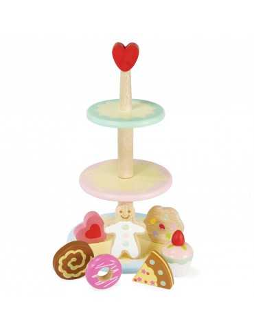 LE TOY VAN CAKE STAND 7τμχ