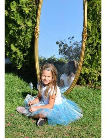 Σετ Παγωμένη Πριγκίπισσα 3-6