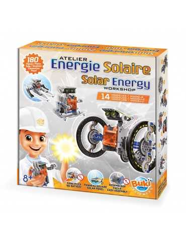 SOLAR ENERGY 14 EXPERIMENTS
