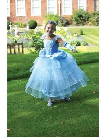 Elsa deluxe princess με στέμα 11-13 ετών