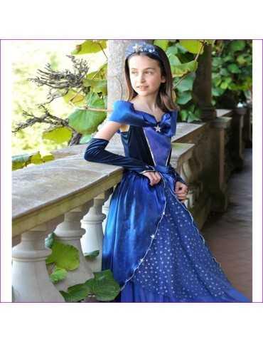 Στολή Βασίλισσα της Νύχτας 6-8 ετών