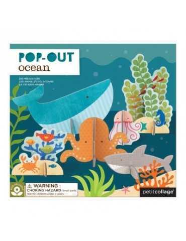 POP OUT OCEAN 4+