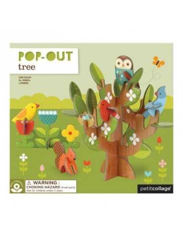 POP OUT  TREE 4+