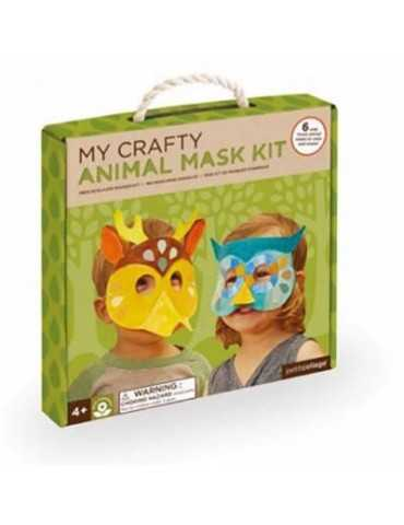 CRAFT MASK ANIMAL 4+