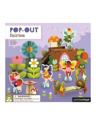 POP OUT FAIRIES 4+