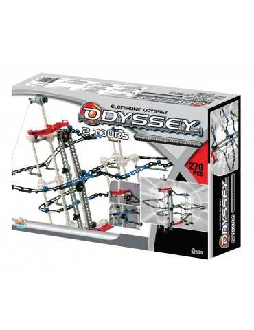 ODYSSEY SPACE MARBLE RUN