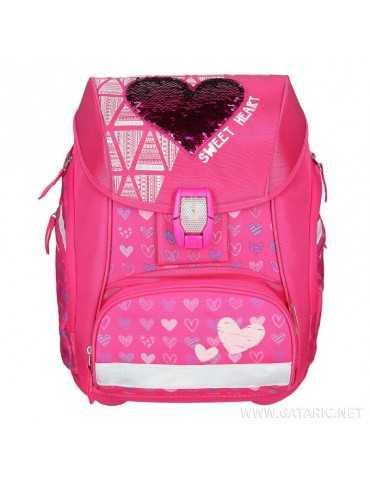 SCHOOL BAG HEART   25L