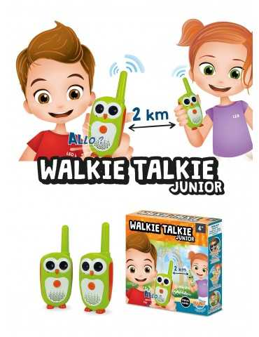 WALKIE TALKIE JUNIOR 2km