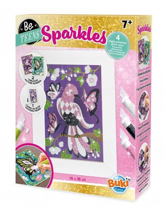 SPARKLES  BUTTERFLY