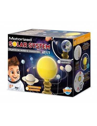 SOLAR MOTOR SYSTEM