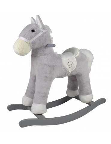 ROCKING HORSE GREY