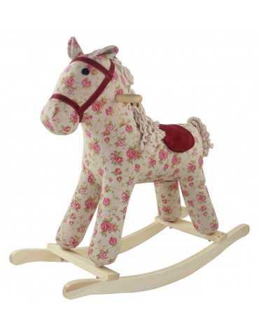 ROCKING HORSE FLORAL
