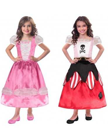 Στολή Reversible Pirate Princess Dress