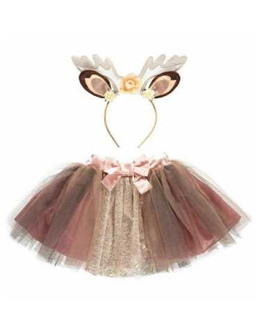 Στολή Fawn Tutu With Headband one size