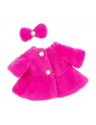 LUCKY DOGGY CLOTHES PINK COAT