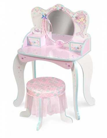 DOLL MAKE UP TABLE
