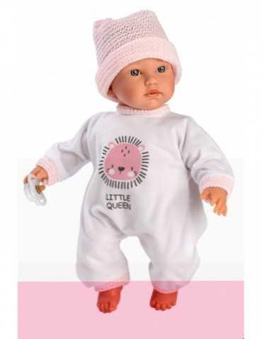 DOLL CRYING BABY 30cm. LITTL