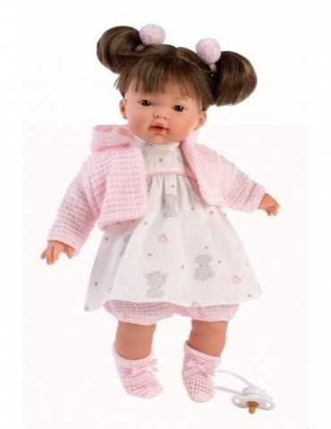 DOLL CRYING   PINK   ELEPHAN
