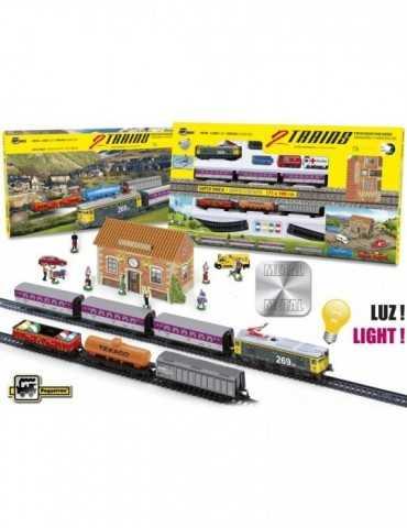 2in1 PASSENGERS TRAIN