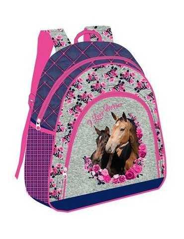 BACKPACK  HORSE